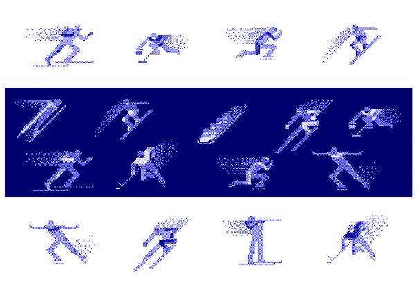 Фирменный стиль Зимней Олимпиады Сочи 2014.